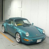 (34) Porsche 964 Turbo Look -cabrio