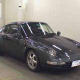 (10)  Porsche 993 - green metallic