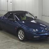 (35)  Alfa Romeo spider 2.0ts