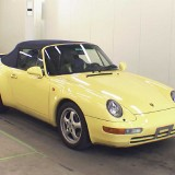 (5)  Porsche  993 Cabriolet