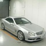 (19)  Mercedes SL55 AMG