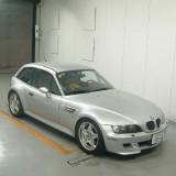 (21)  BMW Z3 coupé 3.0 - silver