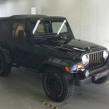 (4)  Jeep Wrangler V8 4.0