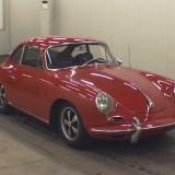(5)  Porsche 356 C