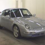 (1) Porsche 993 silver