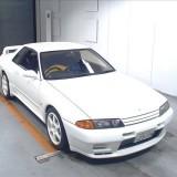 (44) Nissan Skyline GT-R 32