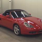 (3)  Porsche Boxster 3.2 S