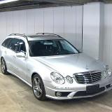 (04) Mercedes E63 T AMG