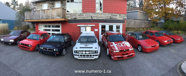 Numero-1 Auto import - Canada